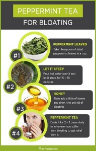 natural remedies for gas and bloating